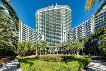 Home for Sale at 1500 Bay Rd #930S, Miami Beach FL 33139