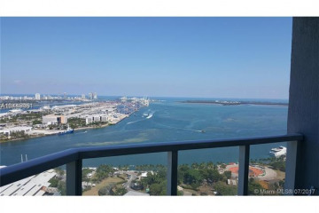Home for Sale at 244 Biscayne Blvd #3702, Miami FL 33132