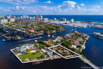 Home for Sale at 1 Harborage, Fort Lauderdale FL 33316