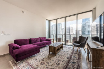 Home for Rent at 88 SW 7th St #2903, Miami FL 33130