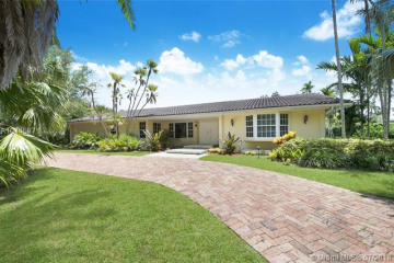 Home for Sale at 11085 Paradela St, Coral Gables FL 33156