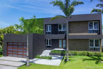 Home for Sale at 2381 Bayview Ln, North Miami FL 33181