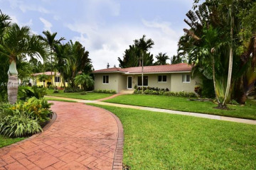 Home for Rent at 62 NW 108th St, Miami Shores FL 33168