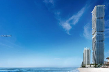 Home for Sale at 18501 Collins Ave #1803, Sunny Isles Beach FL 33160