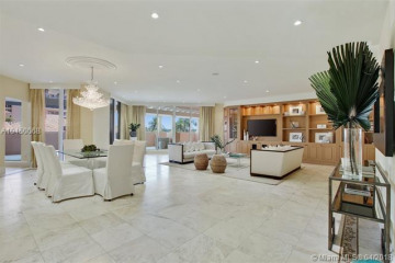 Home for Sale at 60 Edgewater Dr #3D, Coral Gables FL 33133