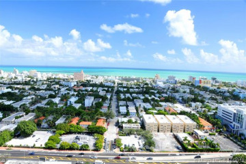 Home for Sale at 650 West Ave #2808, Miami Beach FL 33139