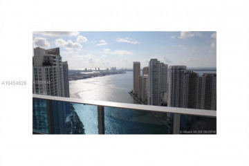 Home for Rent at 200 Biscayne Boulevard Way #4105, Miami FL 33131