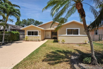 Home for Sale at 6035 SW 25 St, Miami FL 33155