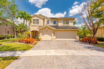 Home for Sale at 3802 W Hibiscus St, Weston FL 33332