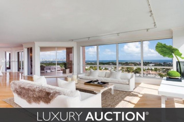 Home for Sale at 10 Edgewater Dr #9A, Coral Gables FL 33133