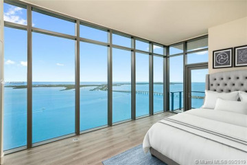Home for Sale at 1451 Brickell Ave #LPH5202, Miami FL 33131