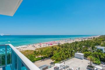 Home for Sale at 2301 Collins Ave #709, Miami Beach FL 33139