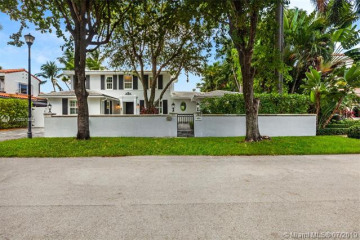 Home for Sale at 4531 N Bay Road, Miami Beach FL 33140