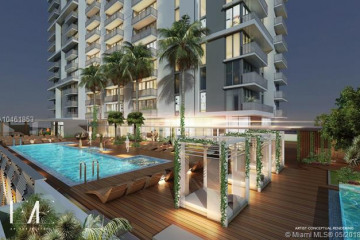 Home for Rent at 3635 NE 1st Ave #PH09, Miami FL 33137