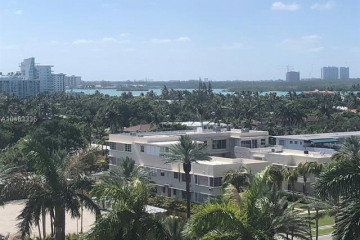 Home for Sale at 9801 Collins Ave #9M, Bal Harbour FL 33154
