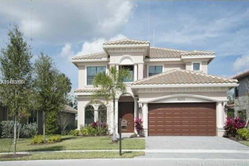 Home for Rent at 10355 Cameilla St, Parkland FL 33076