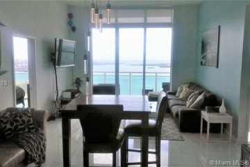 Home for Rent at 951 Brickell Ave #PH4306, Miami FL 33131