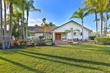 Home for Sale at 8425 SW 185th St, Cutler Bay FL 33157