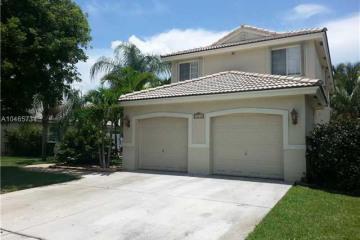 Home for Rent at 16214 SW 2nd Dr, Pembroke Pines FL 33027