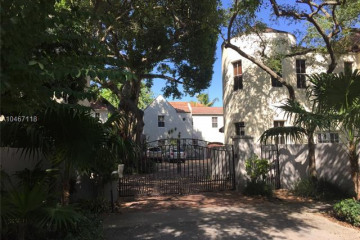 Home for Rent at 2909 Jackson Ave #10, Coconut Grove FL 33133
