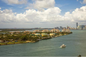 Home for Sale at 100 S Pointe Dr #1703, Miami Beach FL 33139