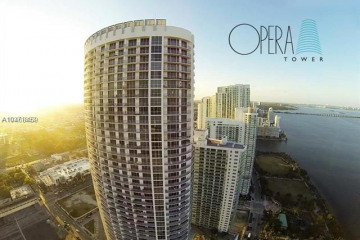 Home for Sale at 1750 N Bayshore Dr. #5004, Miami FL 33132