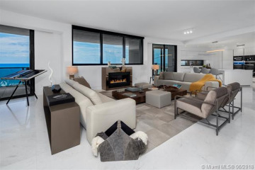 Home for Sale at 18555 Collins Ave #2101, Sunny Isles Beach FL 33160