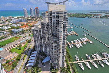 Home for Sale at 400 Alton Rd #2403, Miami Beach FL 33139
