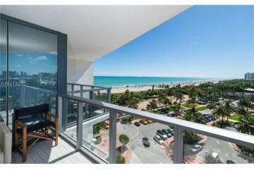 Home for Sale at 2201 Collins Ave #814, Miami Beach FL 33139