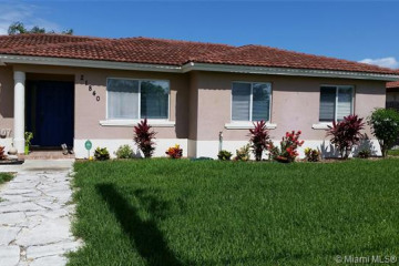 Home for Sale at 21840 SW 124th Ave, Miami FL 33170
