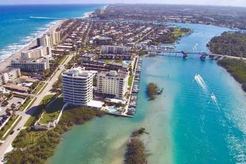 Home for Sale at 425 Beach Rd #6-O, Tequesta FL 33469