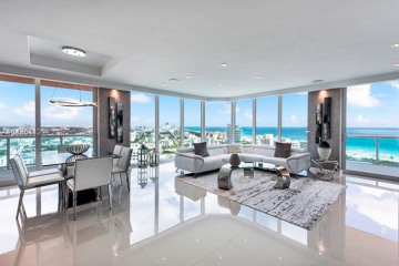 Home for Sale at 300 S Pointe Dr #2005, Miami Beach FL 33139