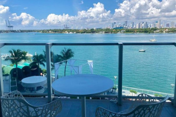 Home for Sale at 1100 West Ave #610, Miami Beach FL 33139