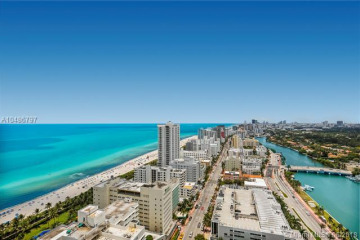 Home for Sale at 4401 Collins Av #2906/2908, Miami Beach FL 33140