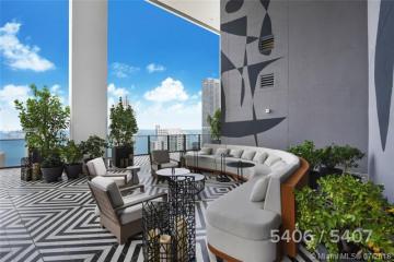 Home for Sale at 801 S Miami Ave #5406 + 5407, Miami FL 33131