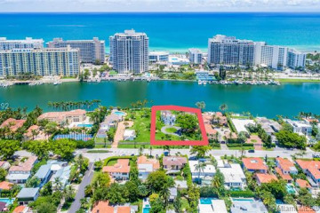 Home for Sale at 5565 Pine Tree Dr, Miami Beach FL 33140
