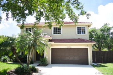 Home for Rent at 21298 SW 91 Ave, Cutler Bay FL 33189
