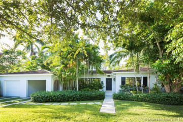 Home for Rent at 1215 Placetas Av, Coral Gables FL 33146