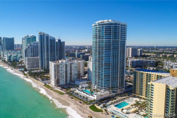 Home for Sale at 2711 S Ocean Dr #801, Hollywood FL 33019
