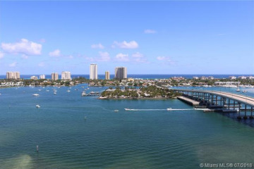 Home for Rent at 2640 Lake Shore Dr #1809, Riviera Beach FL 33404