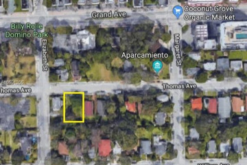 Home for Sale at 3370 Thomas Ave, Miami FL 33133