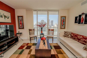 Home for Rent at 50 Biscayne Blvd #1811, Miami FL 33132