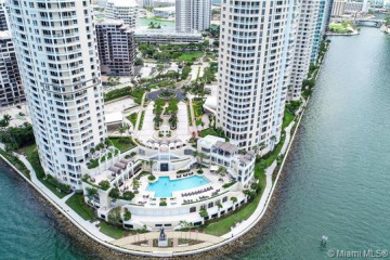 Home for Sale at 808 Brickell Key Dr #1601, Miami FL 33131