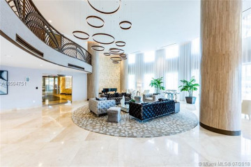 Home for Sale at 17555 Collins Ave #3203, Sunny Isles Beach FL 33160