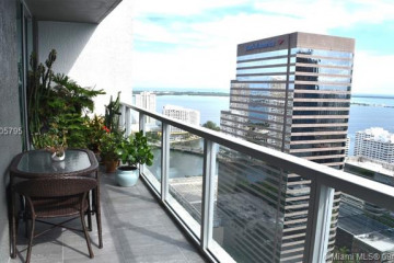 Home for Rent at 500 Brickell Ave #3810, Miami FL 33131