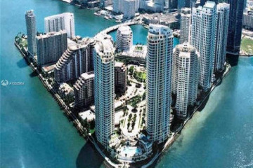 Home for Sale at 540 Brickell Key Dr #403, Miami FL 33131