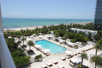 Home for Rent at 2301 Collins Ave #705, Miami Beach FL 33139