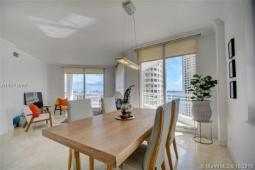 Home for Sale at 888 Brickell Key Dr #1811, Miami FL 33131