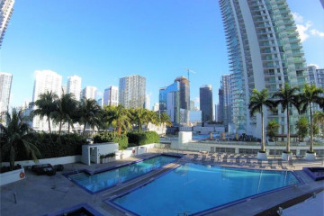 Home for Sale at 90 SW 3rd St #1101, Miami FL 33130
