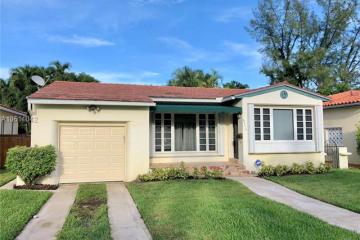 Home for Rent at 9173 Froude Av, Surfside FL 33154